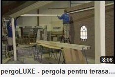 pergoLUXE pergola