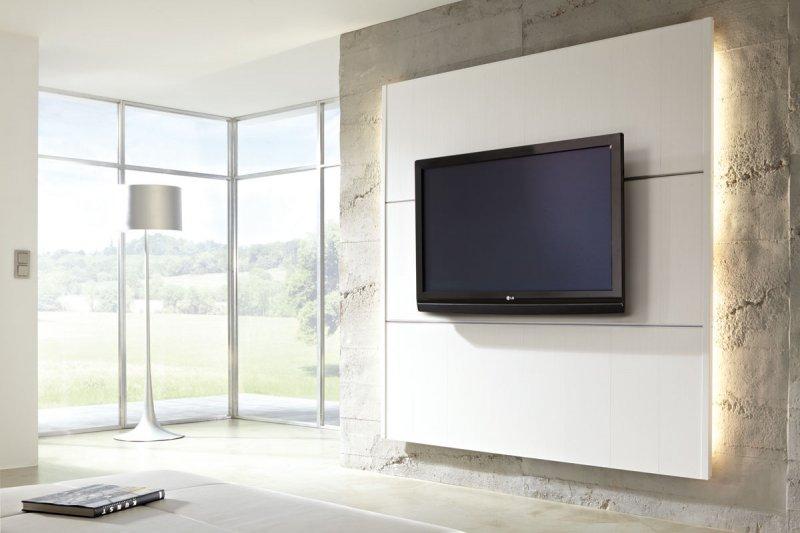 Un perete perfect pentru televizorul dvs.[VIDEO]