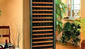Un frigider special pentru vinurile nobile