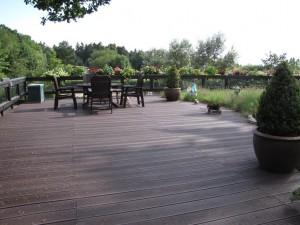 Scanduri pentru terase