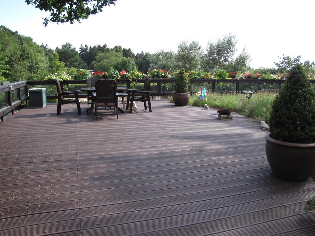 Scanduri pentru terase / cai de acces