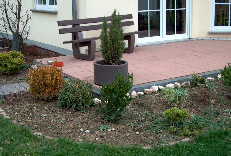 Jardiniere pentru arbusti