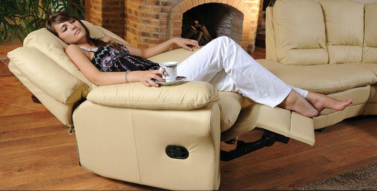 Avantajele mobilierului din piele veritabila / mobilier de design / piele