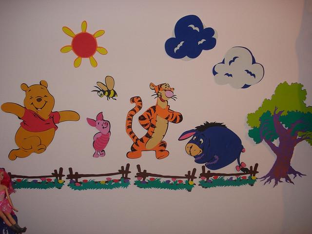 Cum amenajam camera copilului – design interior culori pereti