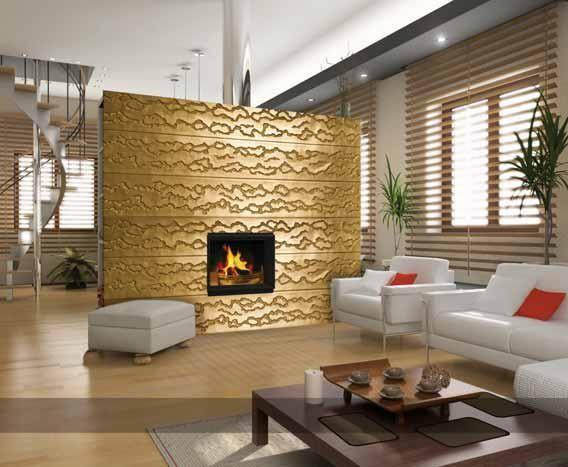 Secretul peretilor care nu sunt din piatra – placi din fibra de sticla