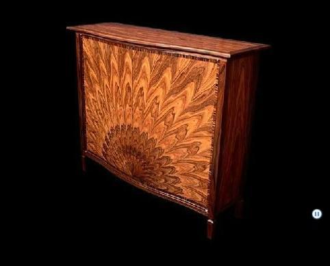 Restaurare mobilier stil – maestru ebenist