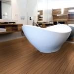 lemn in baie