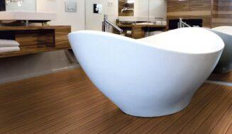Accesorii pentru peretii din baie