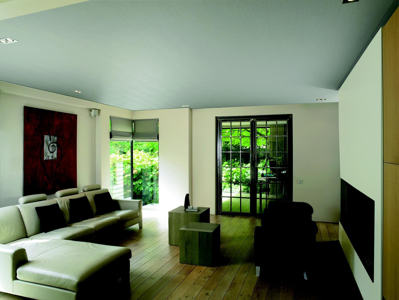 Tavanul – rolul in design interior