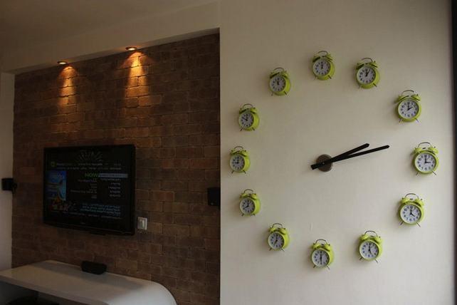 Ceasuri interesante pe pereti