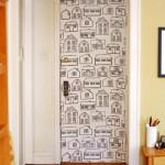idei creative pentru usile din casa