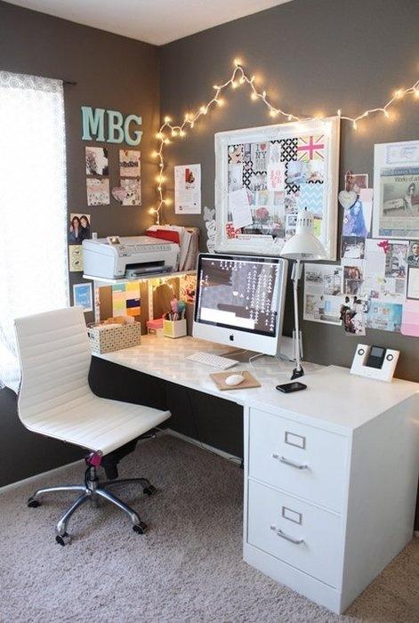 Creativitate in spatiul de lucru in case si vile