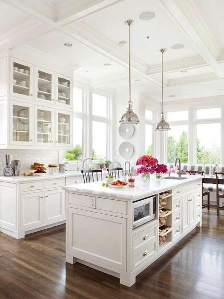 Popularitatea albului in designul interior