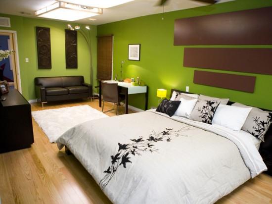 Culori pentru pereti in designul interior