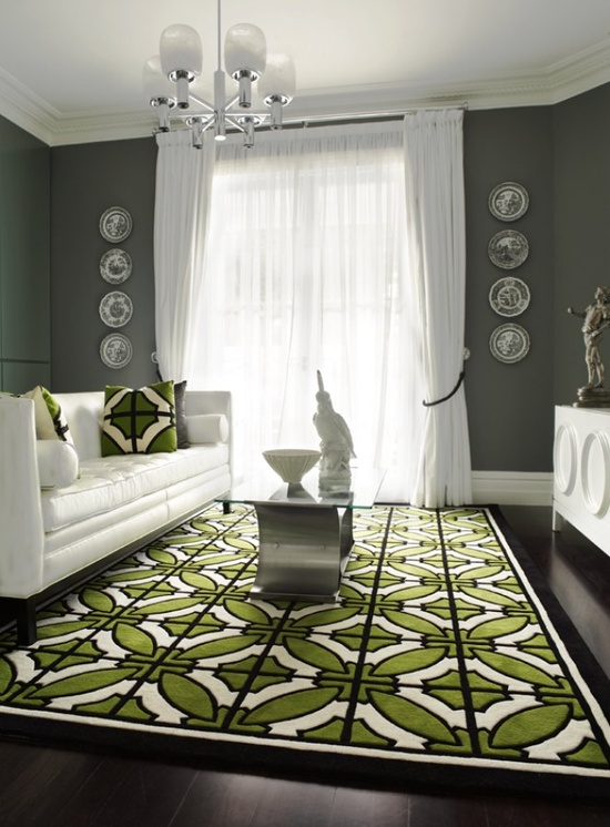 Motivele geometrice in design interior