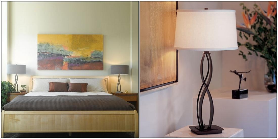 Veioze si lampi in dormitoare moderne