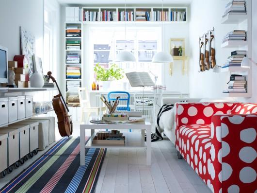 10 idei de amenajare a unui apartament mic