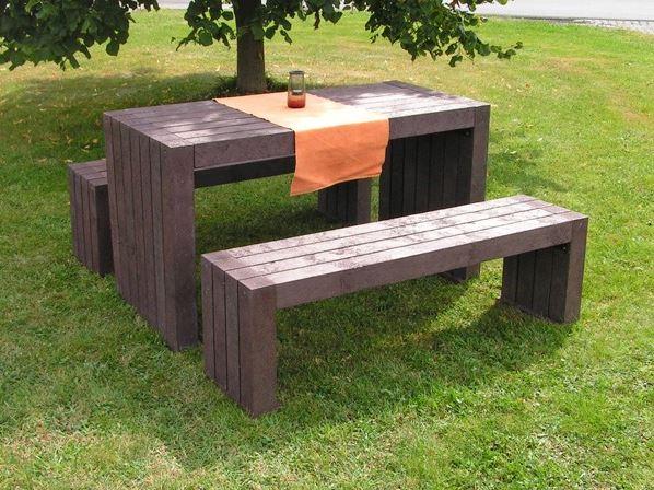 Mobilier de gradina – prietenos cu mediul inconjurator