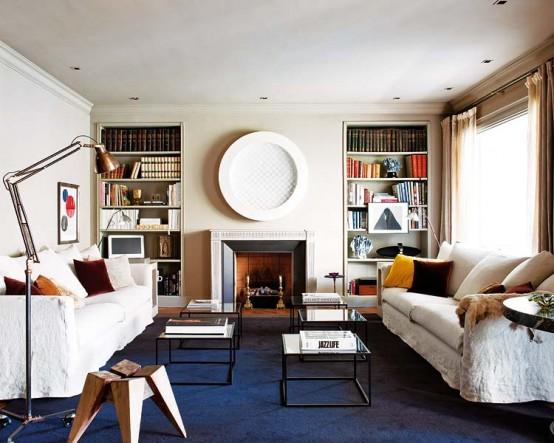 Fuziune de stiluri in amenajarea interioara