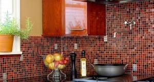 Mozaicul: finisaj impresionant in case moderne