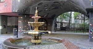Hundertwasser: atractia turistica din fiecare an