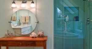 Amenajeaza o baie moderna cu pietris