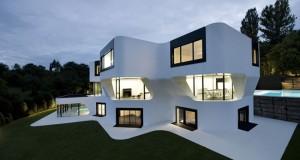 Interior futurist cu amprenta extraordinara