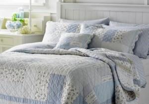 dormitor in stil Provence
