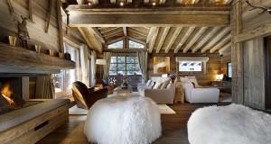 Pentru sezonul rece: Piese de mobilier cu blana