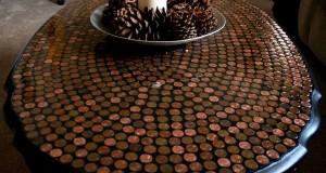 Cum sa ne folosim de monede in amenajari interioare