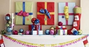 5 decoratiuni de Craciun pentru pereti