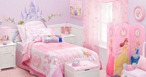 Design interior copii: camere de printese