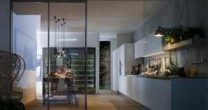Peretele mobil, alternativa perfecta de delimitare a spatiului interior