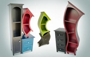 piese de mobilier cu forme