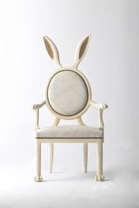 piese de mobilier: scaun urecheat