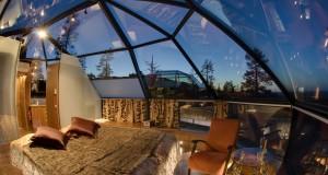 Hotel Kakslauttanen: design interior inedit