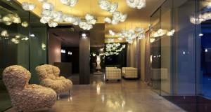 Hotel Maison Moschino: design interior haute-couture