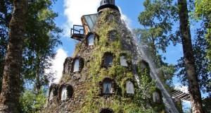Hotel magic in design interior: The Magic Mountain