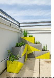boltari -decor pentru plante