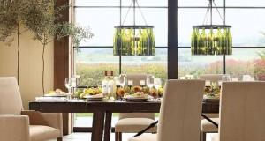 5 idei de decor cu sticle de vin reciclate