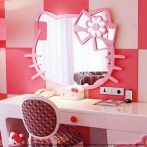 oglinda Hello Kitty