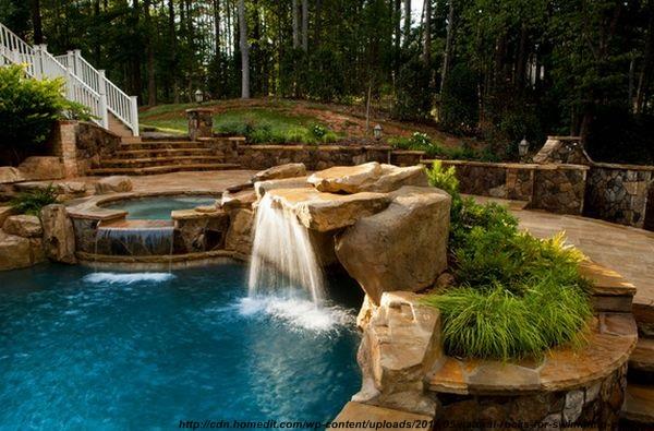 Case si vile cu piscine moderne: idei de modernizare