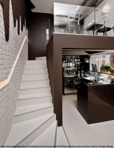 design interior cu ciocolata
