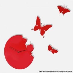 idei de amenajare cu fluturi