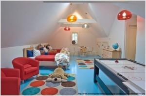 sisteme de iluminat camere copii