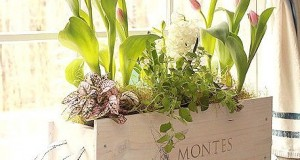 3 idei creative de jardiniere realizate manual
