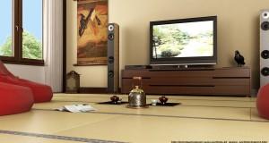 Tatami: inovatie in amenajare pardosele