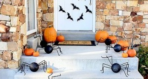 4 decoruri simple de Halloween in design interior