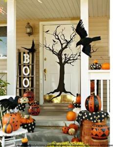 decoratiuni de Halloween