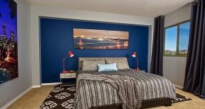 4 stiluri de abordare pentru dormitoare masculine